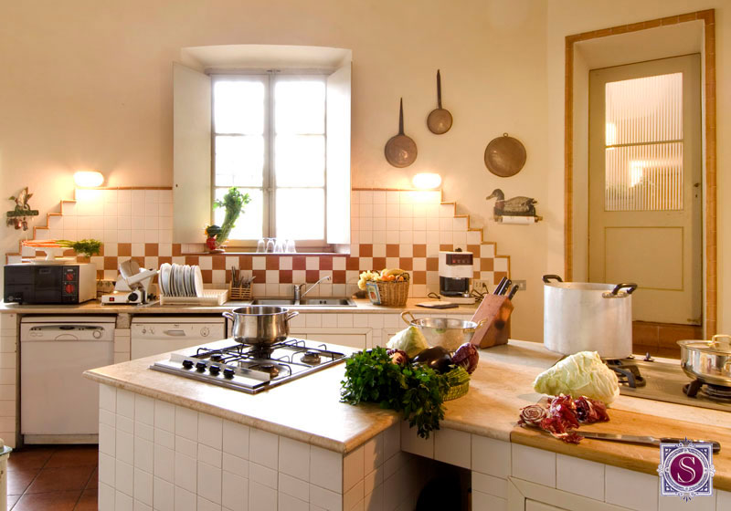 beautiful italian kitchen